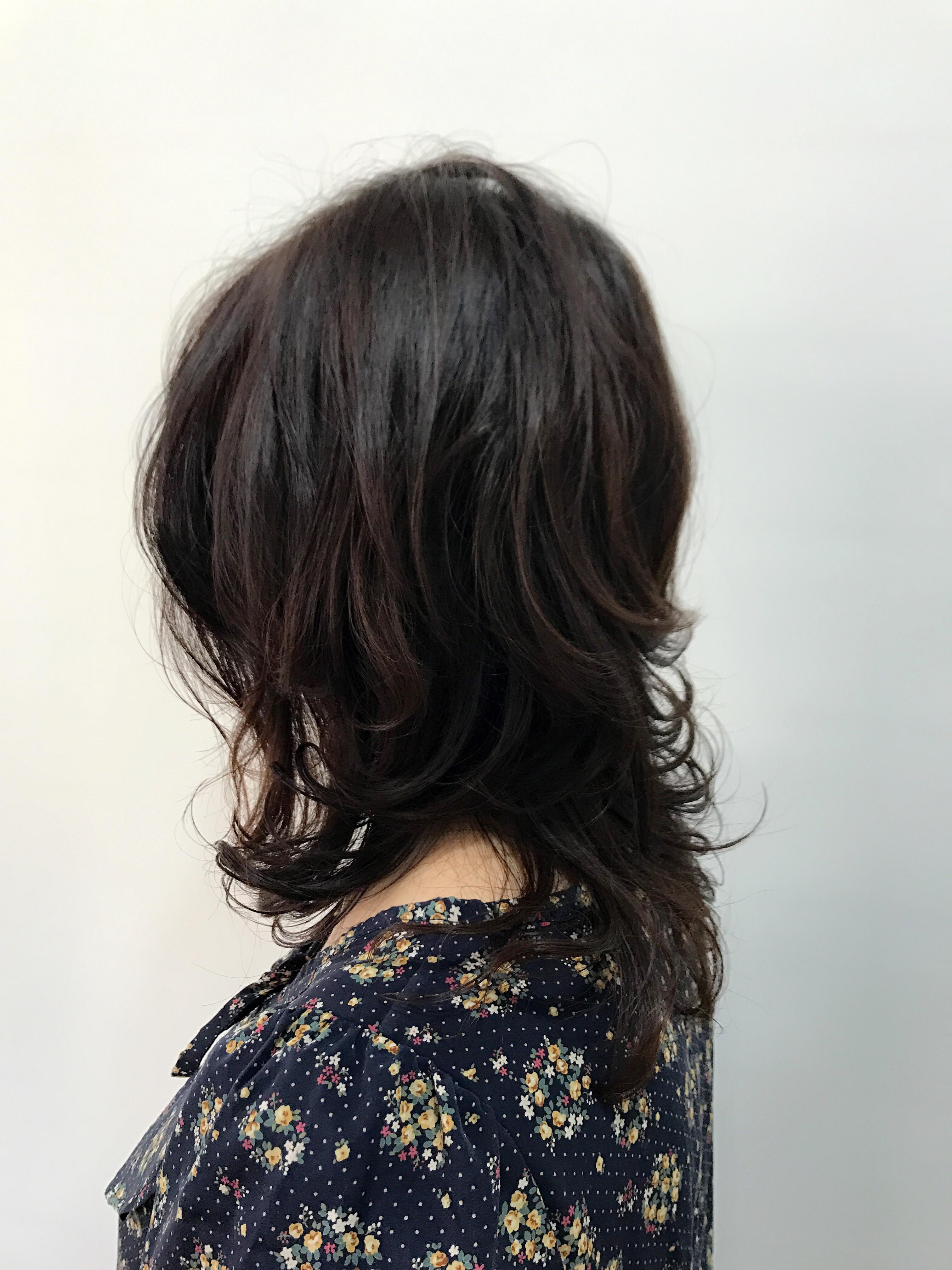 髪のお医者さん的な要素もありますが、最近は『ジム』や『エステ』のような【メンテナンス】の要素多いなぁと思います^ ^