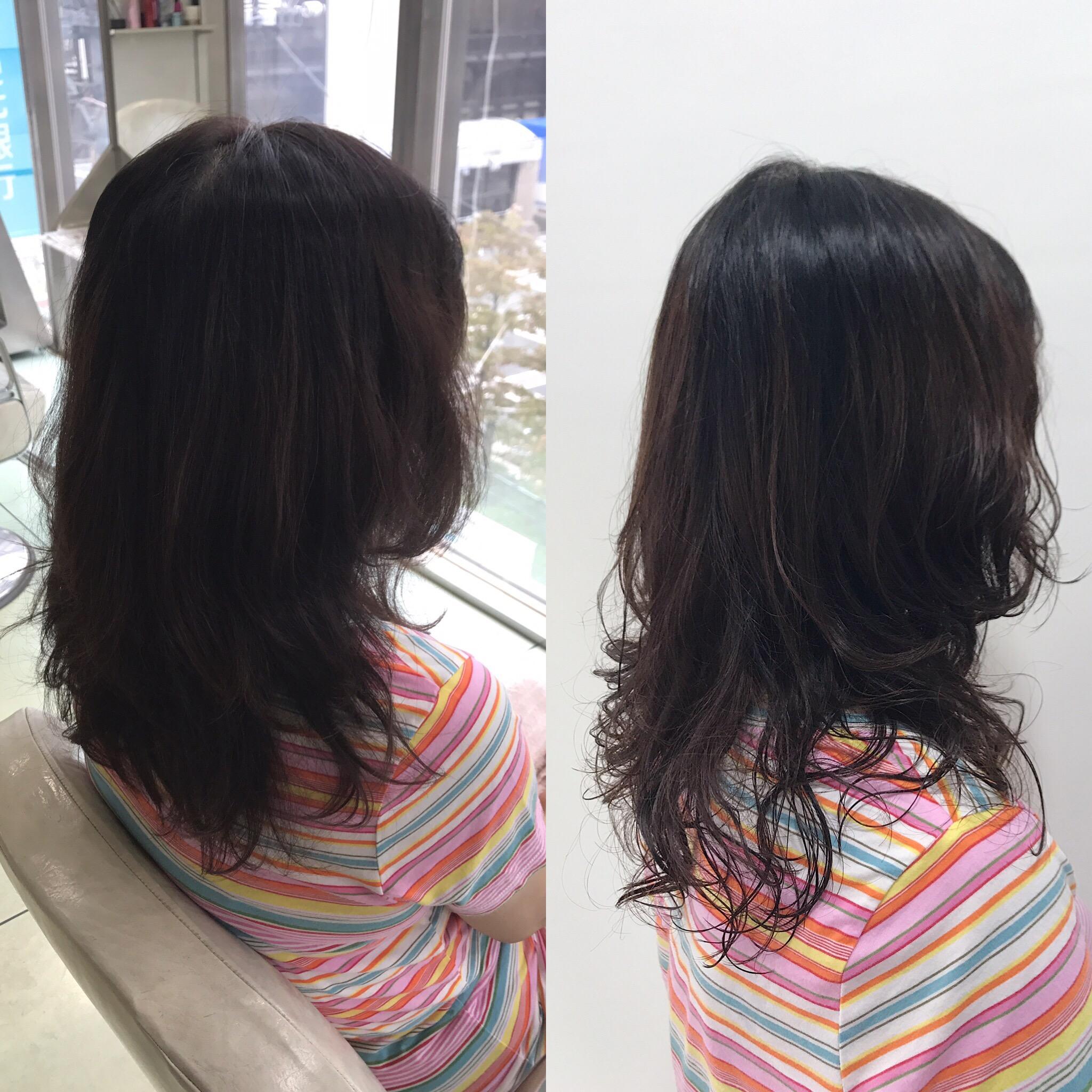 パーマスタイルのメンテナンス。ホームケアとサロンケアは【髪と季節の変化】に合わせて!
