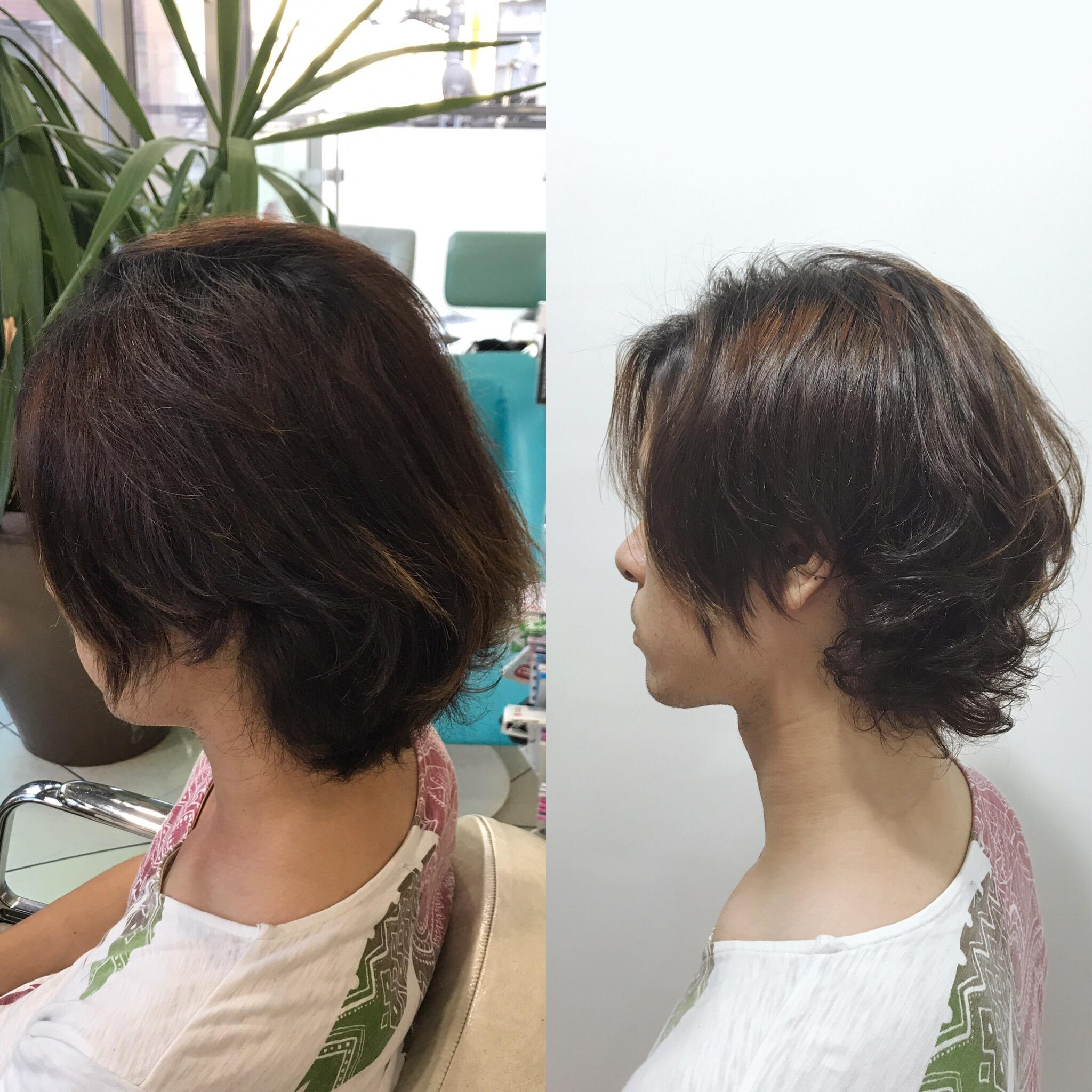 縮毛矯正&ヘアケアを髪質、ダメージ、デザインに合わせて!メンズスタイルでご紹介!