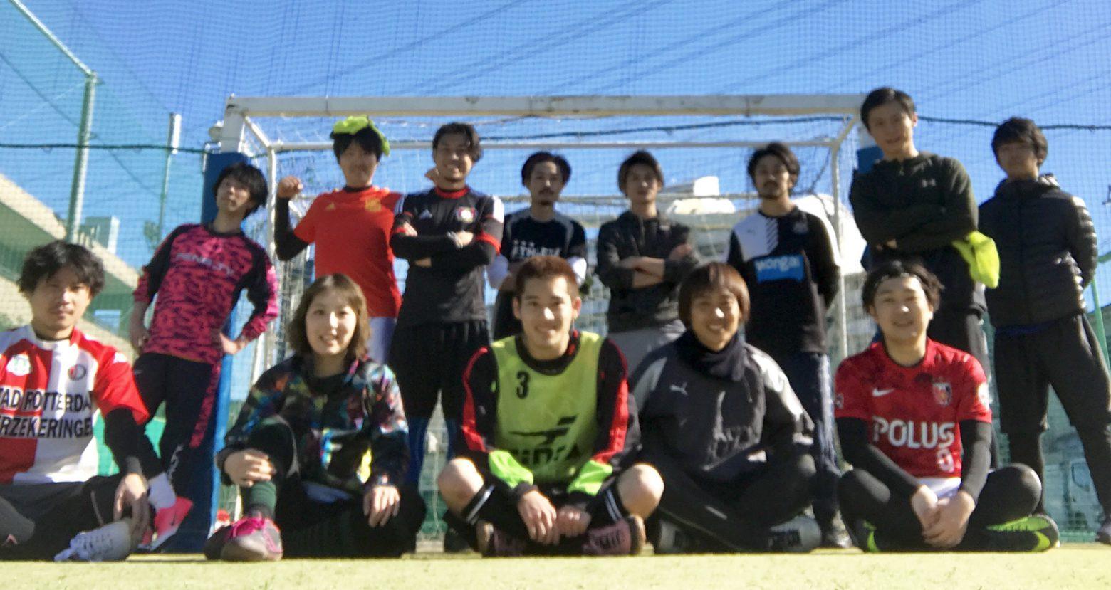 サッカー人日記。烏山ヘアデザイナーフットサルクラブ(KHDFC)でみんなのおかげで運営できてきました!