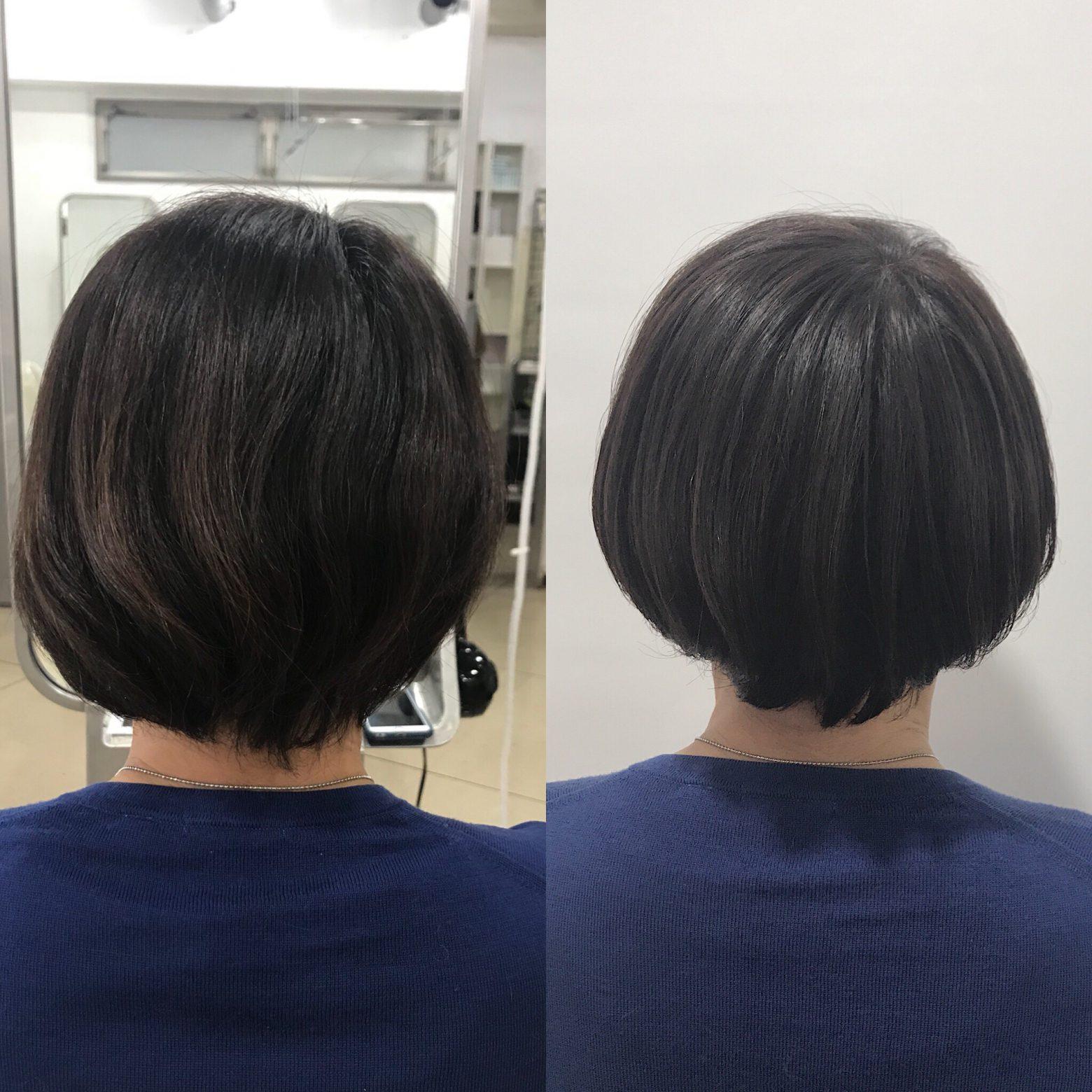 ご来店された状態が整っていて綺麗であるように!ヘアケア美容師によるヘアメンテナンスはbeforeに拘る!