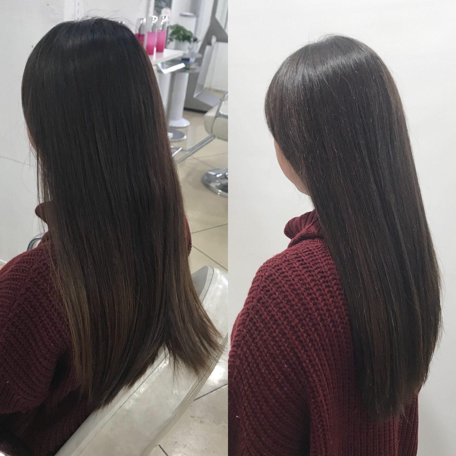 ヘアケア、復元、髪質…とか言ってるけれどつまりは『髪を綺麗にしたい』という事でした!